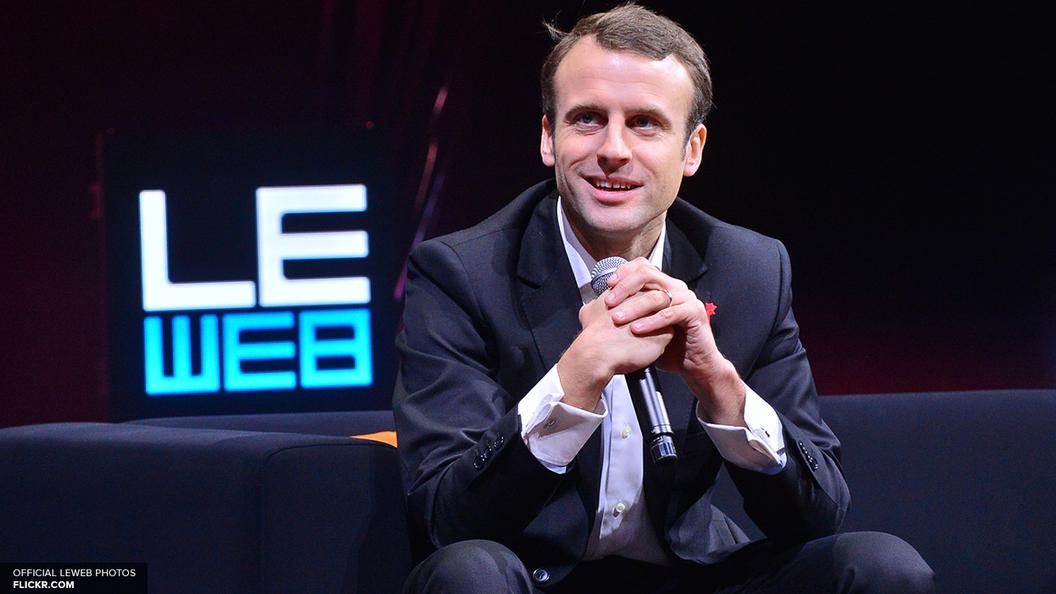 Кандидата на пост президента Франции Макрона освистали на заводе в родном городе