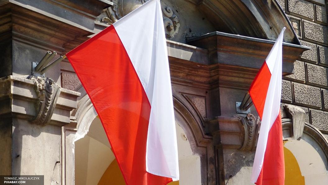 В Польше снесли незаконный памятник карателям из УПА