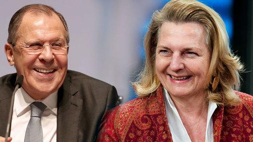 Попытка не пытка: Сможет ли Австрия помирить Россию с Западом