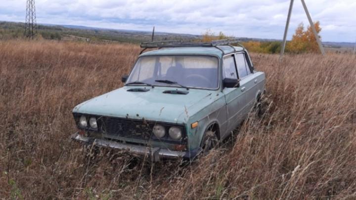 В Кузбассе студент угнал автомобиль, чтобы перекрасить и потом пользоваться