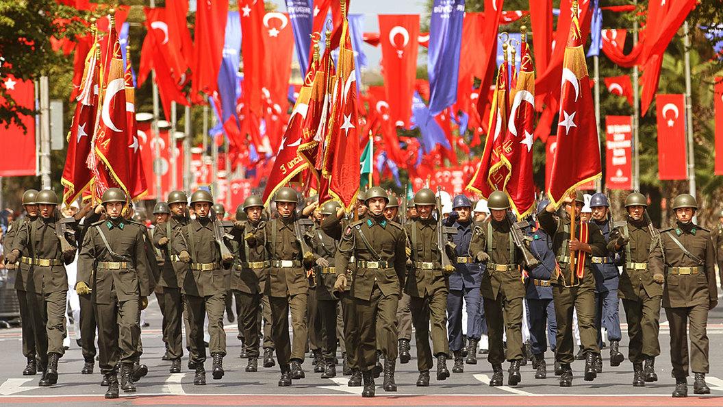 Россия и Турция могут выйти на поле боя из-за Крымского полуострова