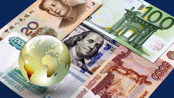 Валютные войны: Доллар, евро, рубль