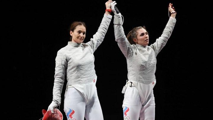 Очень полюбовно провели финал: Саблистка София Позднякова о победе на Олимпиаде в Токио