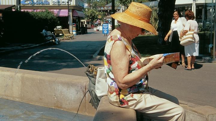 Как дожила до 108 лет? Все дело в волшебных пузырьках: Старушка раскрыла секрет долголетия