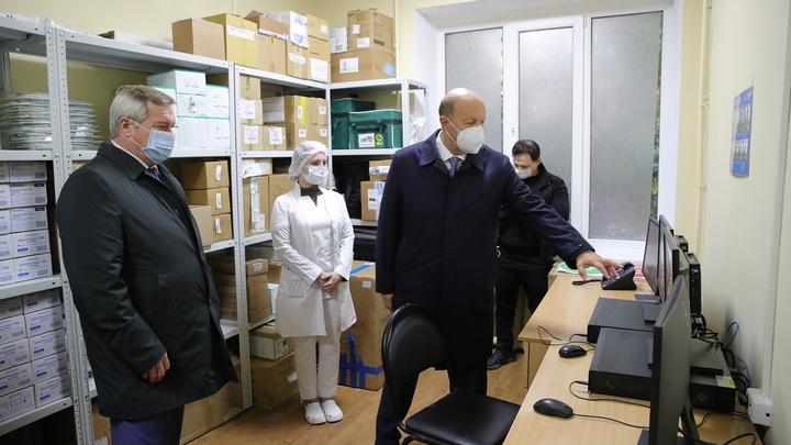 Ростовская область признана аутсайдером рейтинга по уровню цифровизации в сфере здравоохранения