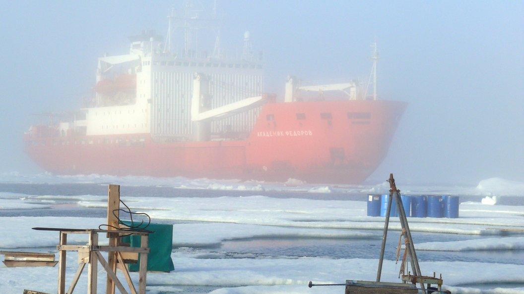 РФ иСША разработали новые маршруты судов вАрктике из-за роста движения