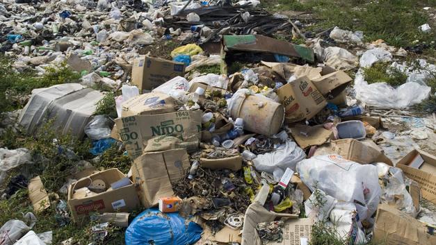 Причиной «мусорного апокалипсиса» в Доминикане оказался плавучий мост для богачей - видео