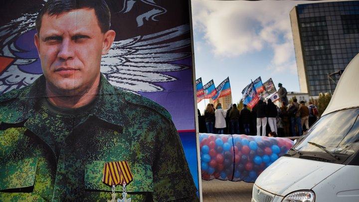 Донецк не успевает выдавать паспорта ДНР всем желающим