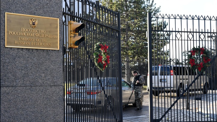Российских граждан предупредили об опасности поездок в Виргинию