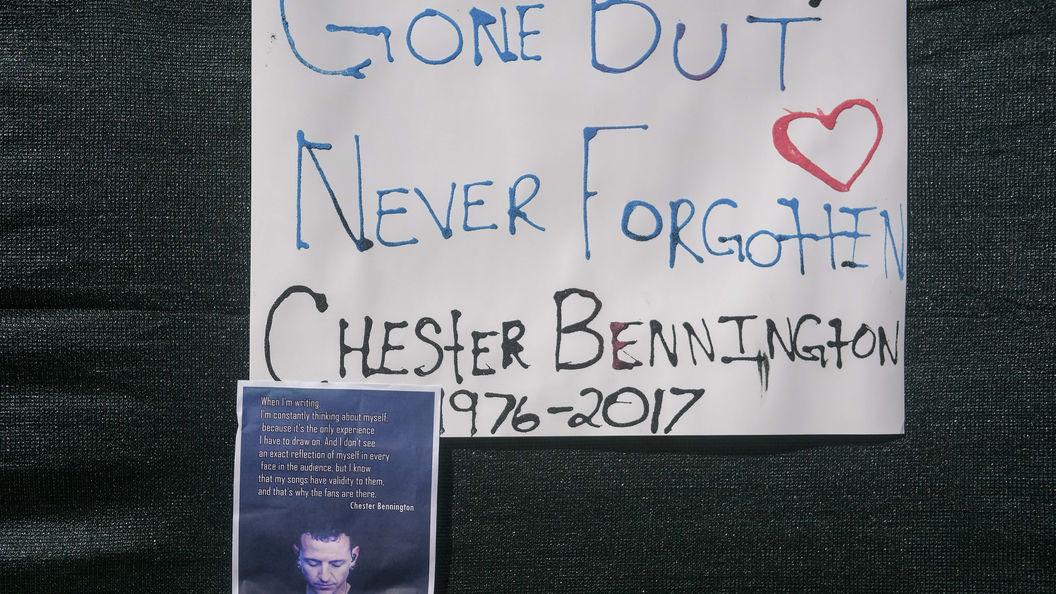 Вдова фронтмена Linkin Park сравнила смерть мужа с шекспировской трагедией