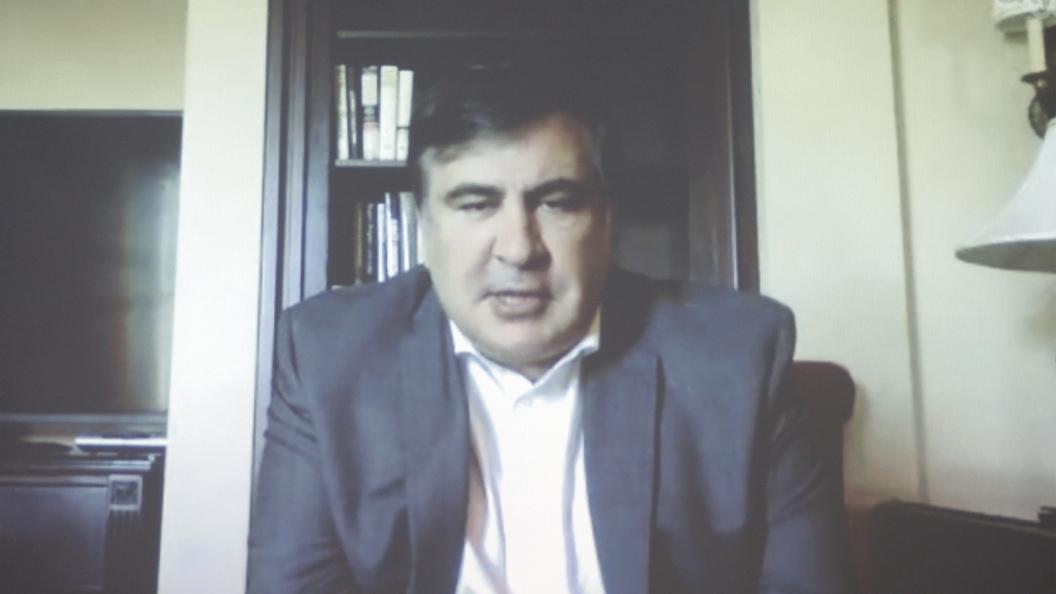 Русские  пранкеры дозвонились доСаакашвили