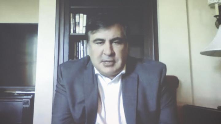 Саакашвили готовится к свержению окопавшихся на Украине олигархов