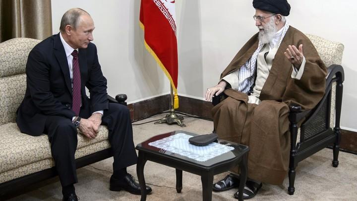 «США несут опасность для мира»: Иран предложил России дружить против Вашингтона