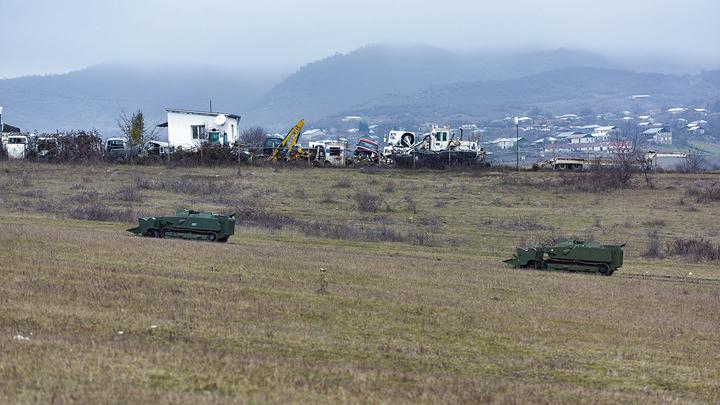Армяне устроили бунт в Карабахе после ультиматума Баку