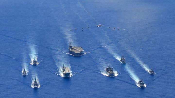 Американцы не рискнут приблизиться к Петербургу: Sohu намекнул на морскую ловушку России