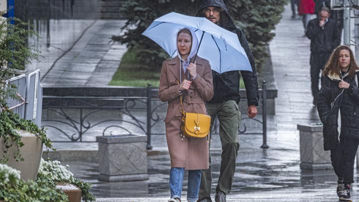 Супердождь: На Москву обрушилось почти 60% месячной нормы осадков