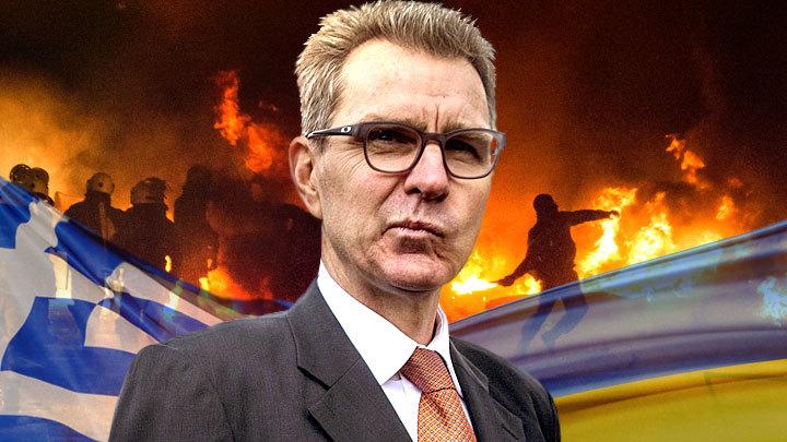 Как «волк в овечьей шкуре» обольщает Афины и мстит России в Греции за провал на Украине