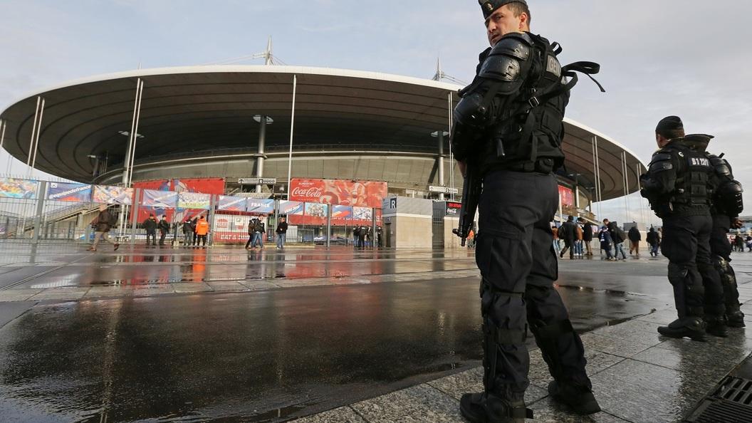 Чемпионат Европы по футболу может омрачиться терактами