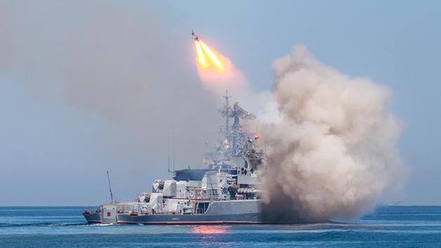 Новые российские суперракеты испытали на атомной подлодке