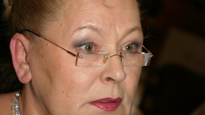 Звезда фильма «Москва слезам неверит» угодила  в клинику