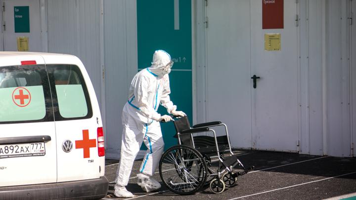 Сломала пять масок и умерла: Петербургская журналистка показала скрытую сторону ковидной больницы