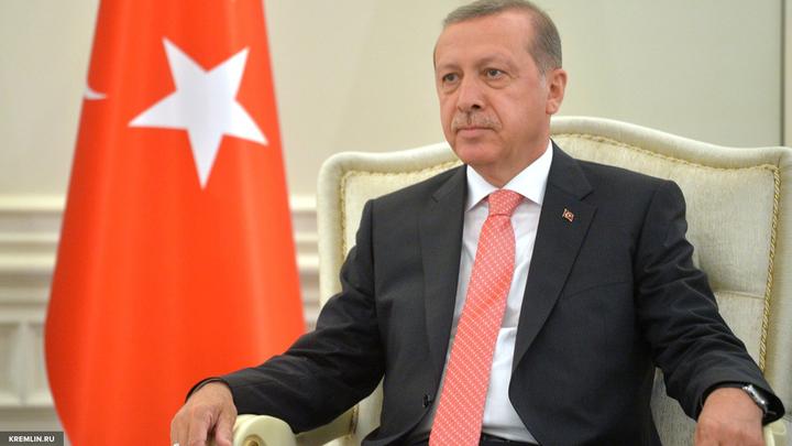Эрдоган пообещал призвать Европу к ответу