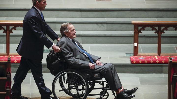 Убийца личного врача Буша-старшего готовил преступление 20 лет
