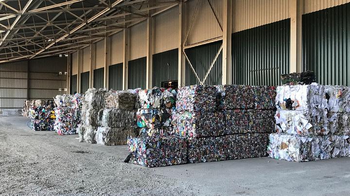 На Кубани модернизировали белореченский мусорный полигон