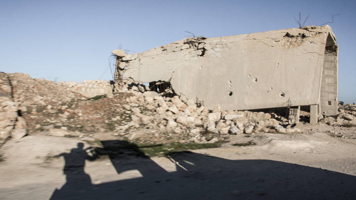 Минобороны заявило о съеживании последнего анклава ИГ на востоке Сирии