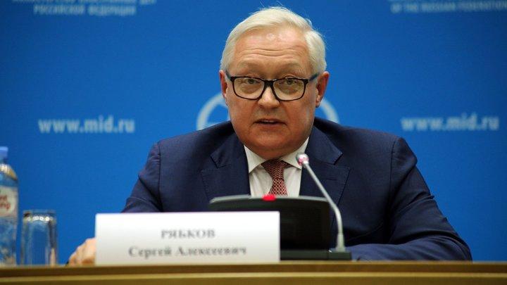 Договора СНВ не будет: Рябков не стал скрывать от Путина худший вариант по переговорам с США