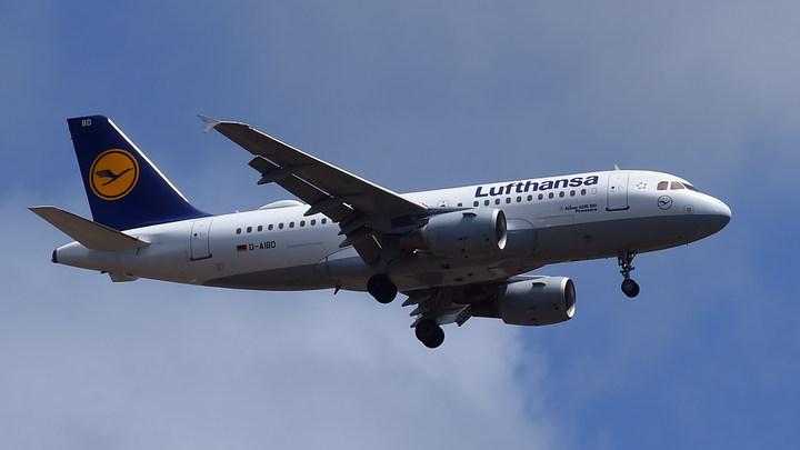 Россия открыла небо для Lufthansa