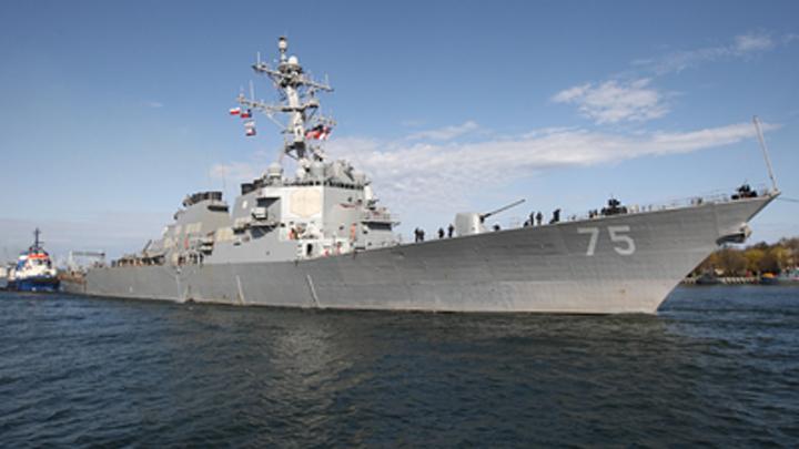 Новая перемога Одессы: Вместо одного американского эсминца турецкие катер и фрегат