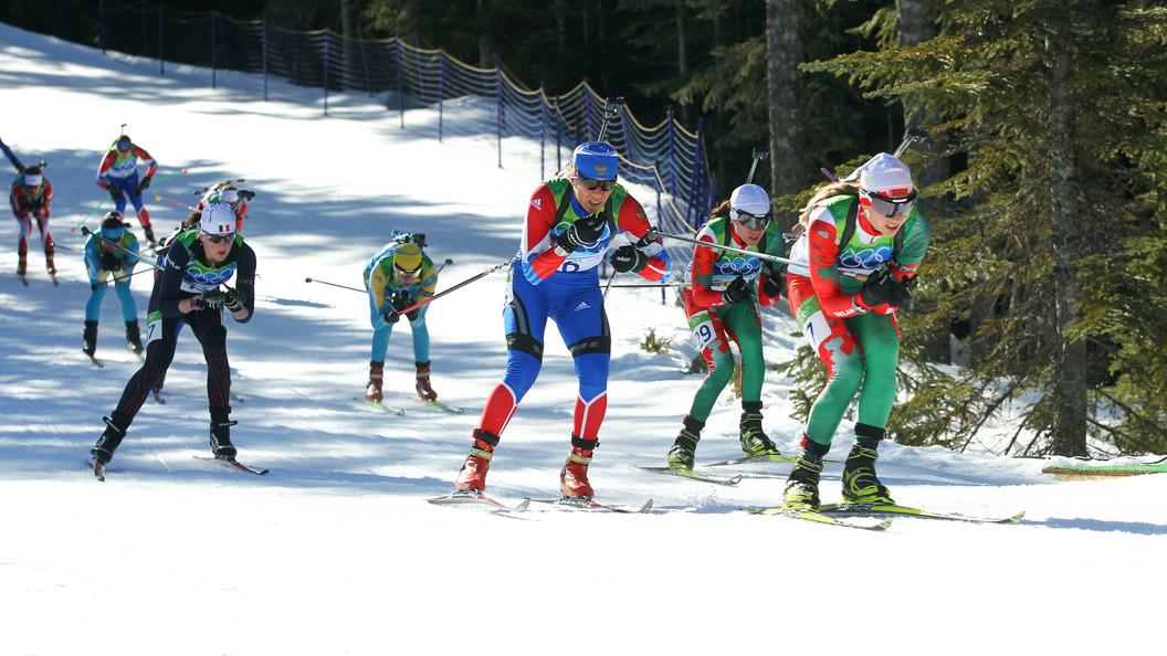 Егорова завоевала золото чемпионата Российской Федерации побиатлону