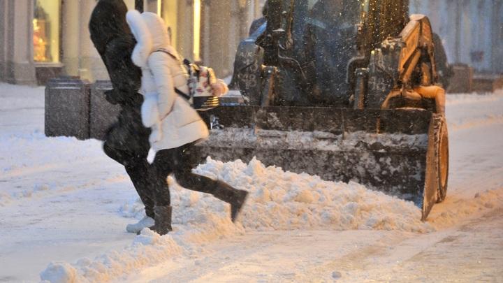 Снегоуборщик задавил 12-летнюю школьницу на Урале
