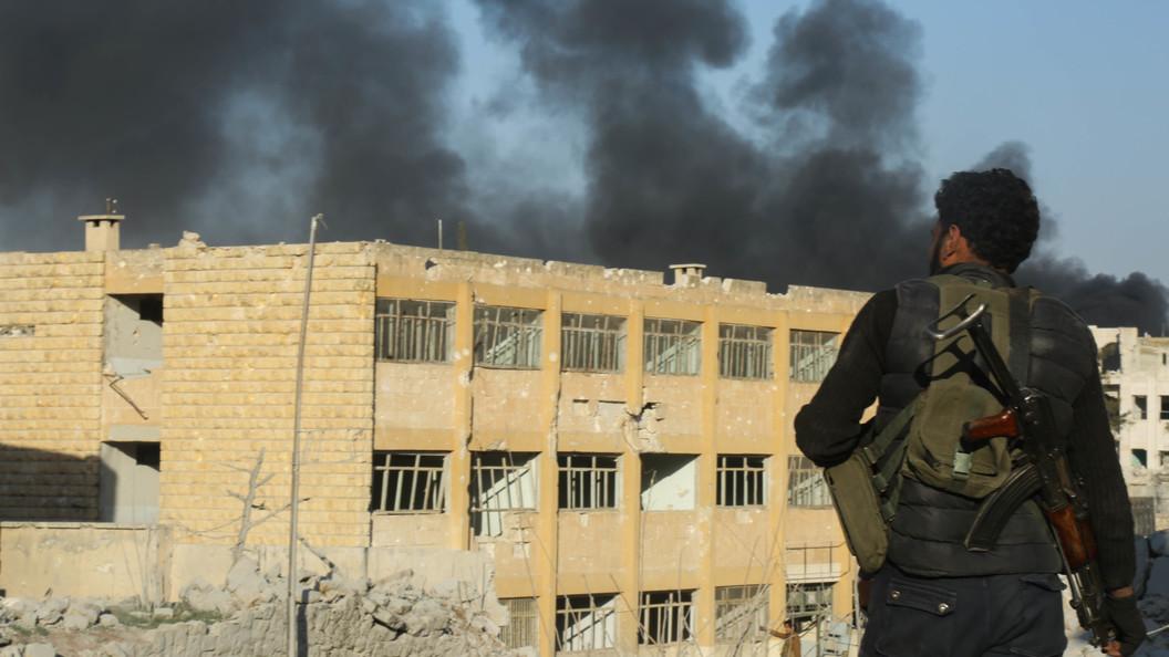 Россия отказалась от меморандума с США о полетах над Сирией