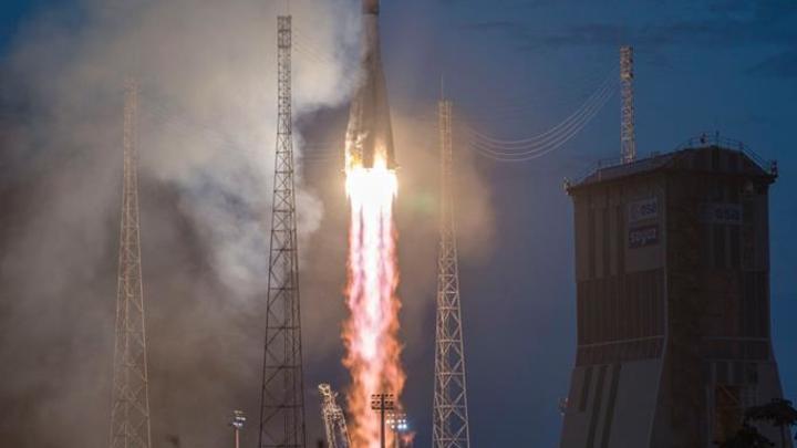 Прокатись с легендарным Союзом: Глава Arianespace похвастался запуском ракеты со спутниками OneWeb