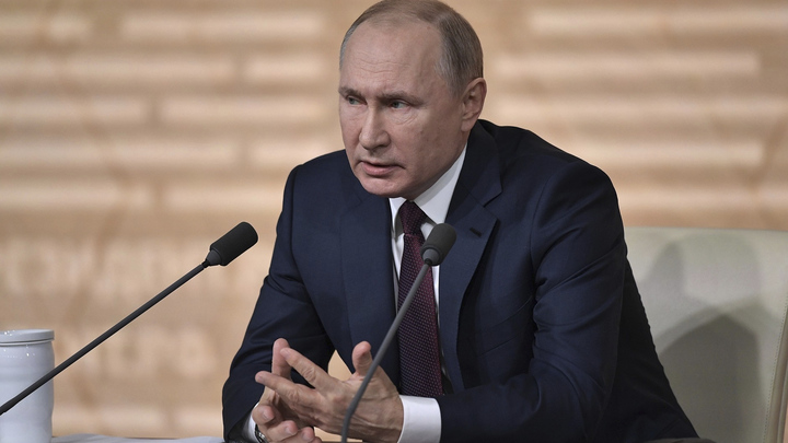 """""""Не запятнал себя"""": Путин напомнил, в чём Сталин, в отличие от европейцев, не просчитался"""
