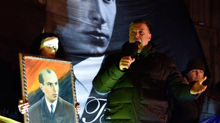 The Ukrainian fascist and Hitler's professional spy: В ЦРУ рассказали о 15 тысячах евреев, уничтоженных Бандерой