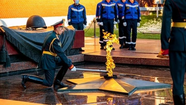 В День памяти и скорби Забайкалье примет участие во Всероссийской минуте молчания