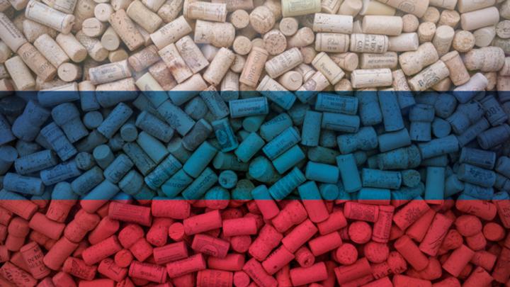 Российское вино захватило внутренний рынок и стремится на внешний