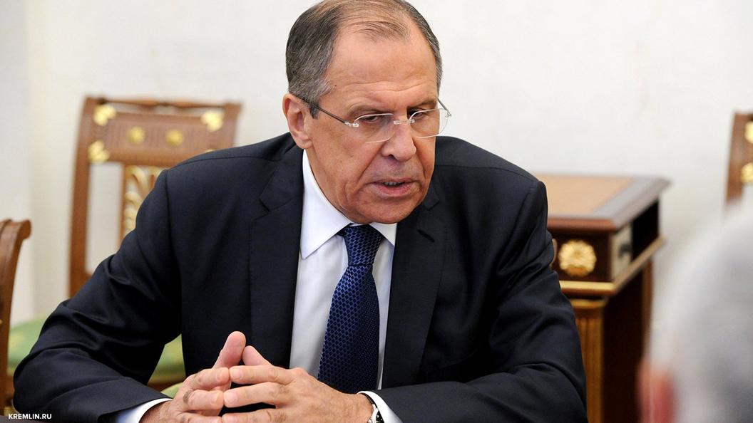 Сергей Лавровуказал на двуличность позиции Евросоюза в вопросе украинского конфликта