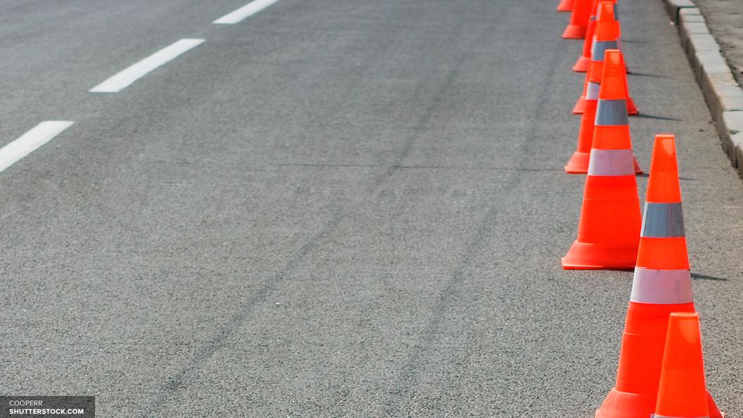 В Москве план Перехват: Водитель Мерседеса устроил расстрел на дороге