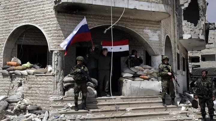Капелька безопасности не повредит: Саперы в Сирии проверили пригородные районы Дамаска