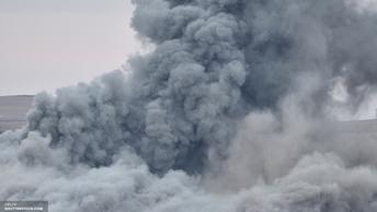 В результате взрыва на заводе в Германии есть пострадавшие