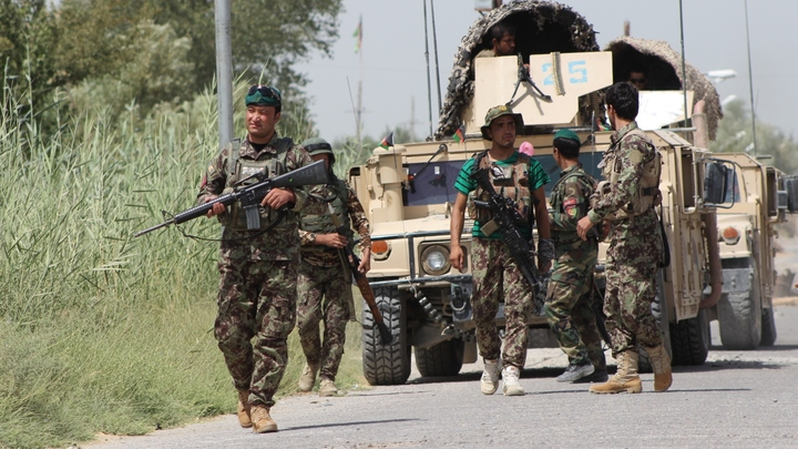 Афганистан надеется на помощь России в решении вопроса с талибами