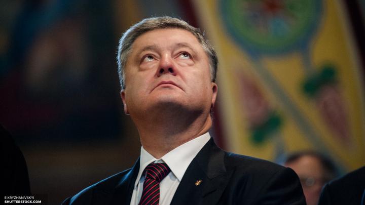 Порошенко показали новую украинскую ракету