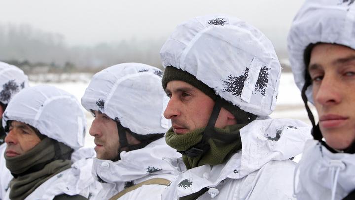Готовятся диверсии: Украинские силовики перебросили в район Счастья свою разведгруппу