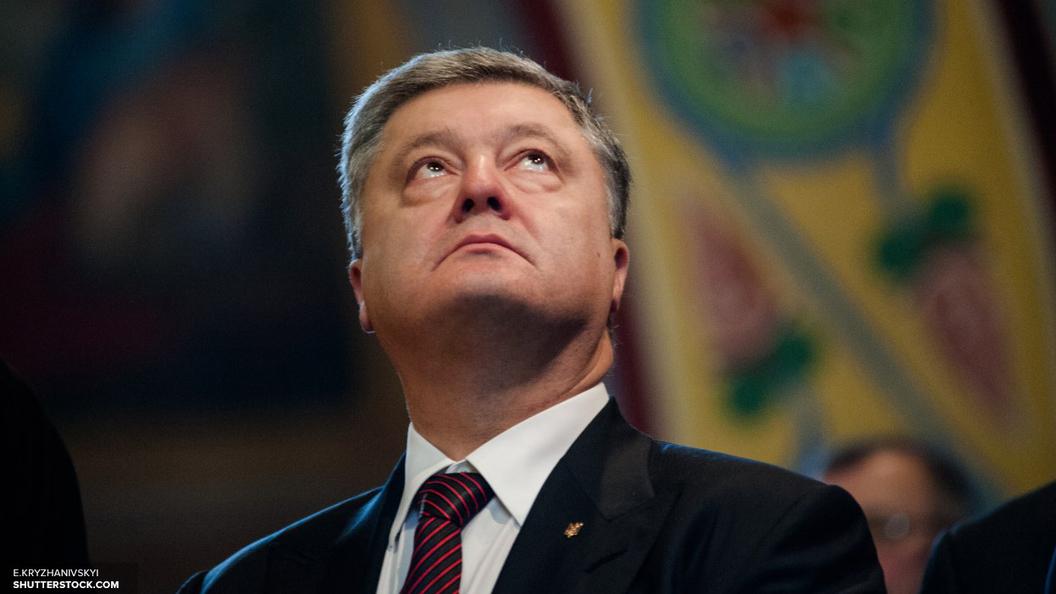 Порошенко приревновал украинских чиновников к другим странам