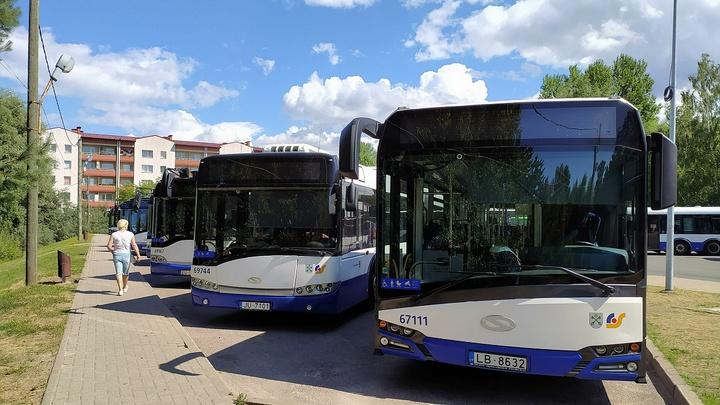 В Минске 22 сентября сделают бесплатным проезд в общественном транспорте