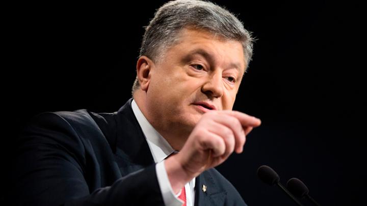 Почему речи Порошенко заканчиваются обмороками для украинских солдат и чиновников